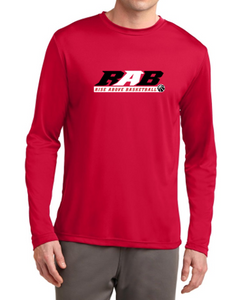 Rise Above Sport-Tek Long Sleeve Dri-Fit Tee