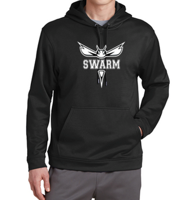 Swarm Sport-Tek Dri-Fit Fleece Hooded Pullover