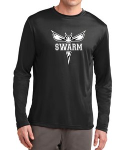 Swarm Sport-Tek Long Sleeve Dri-Fit Tee