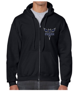 Long Island Gildan Full-Zip Sweatshirt