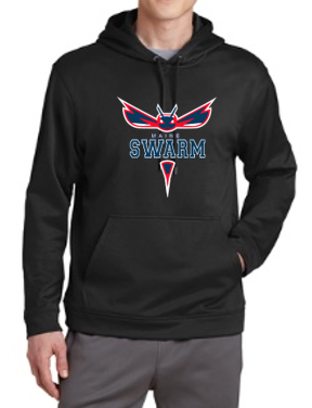 Maine Sport-Tek Dri-Fit Fleece Hooded Pullover
