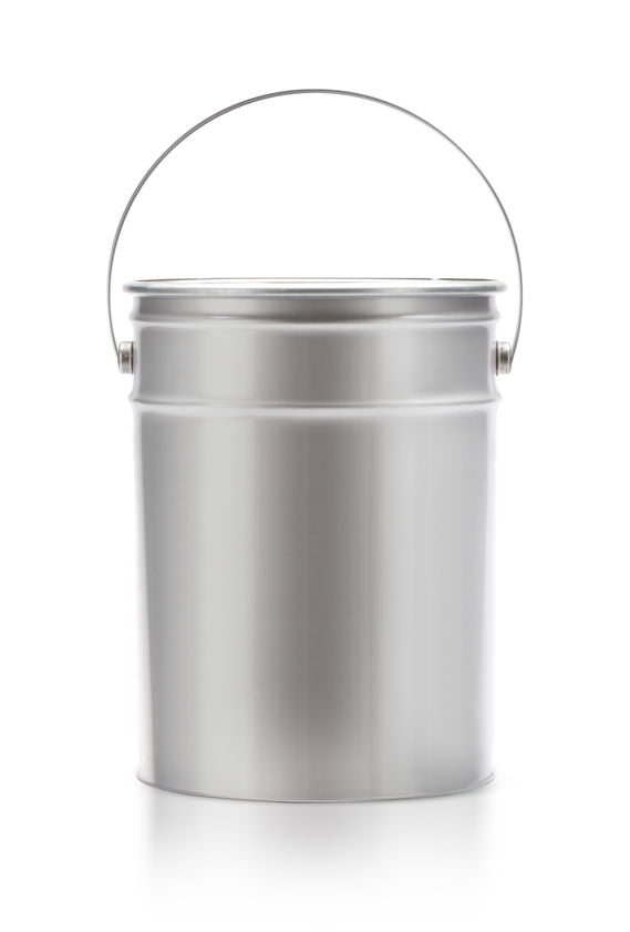 Metal Battery Bucket