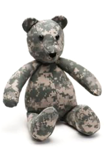 Shop for handmade custom blankets, pillows and diaper pads made of military uniforms