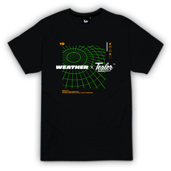 T-shirt - TEALER x WEATHER
