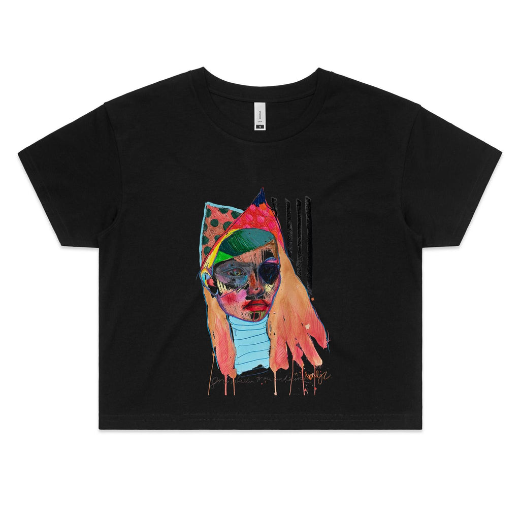AS Colour - Womens Crop Tee