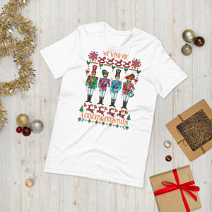 New Xmas Beatles T-shirt design!