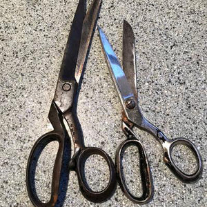 If my scissors could talk...