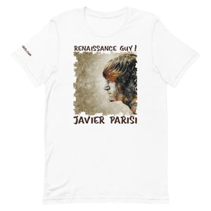 JAVIER PARISI! - Unisex Luxe T-Shirt with stretch
