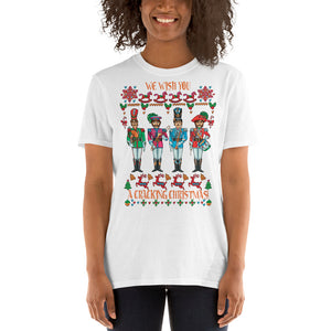 A CRACKING CHRISTMAS WITH THE BEATLES Cosy Unisex T-Shirt