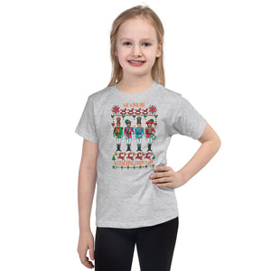 A CRACKING CHRISTMAS WITH THE BEATLES Kids T-Shirt