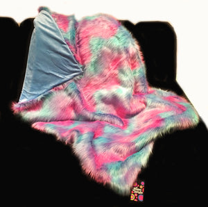 'Fairy Dream' Weighted Throw Blanket 1.5m x 90cm
