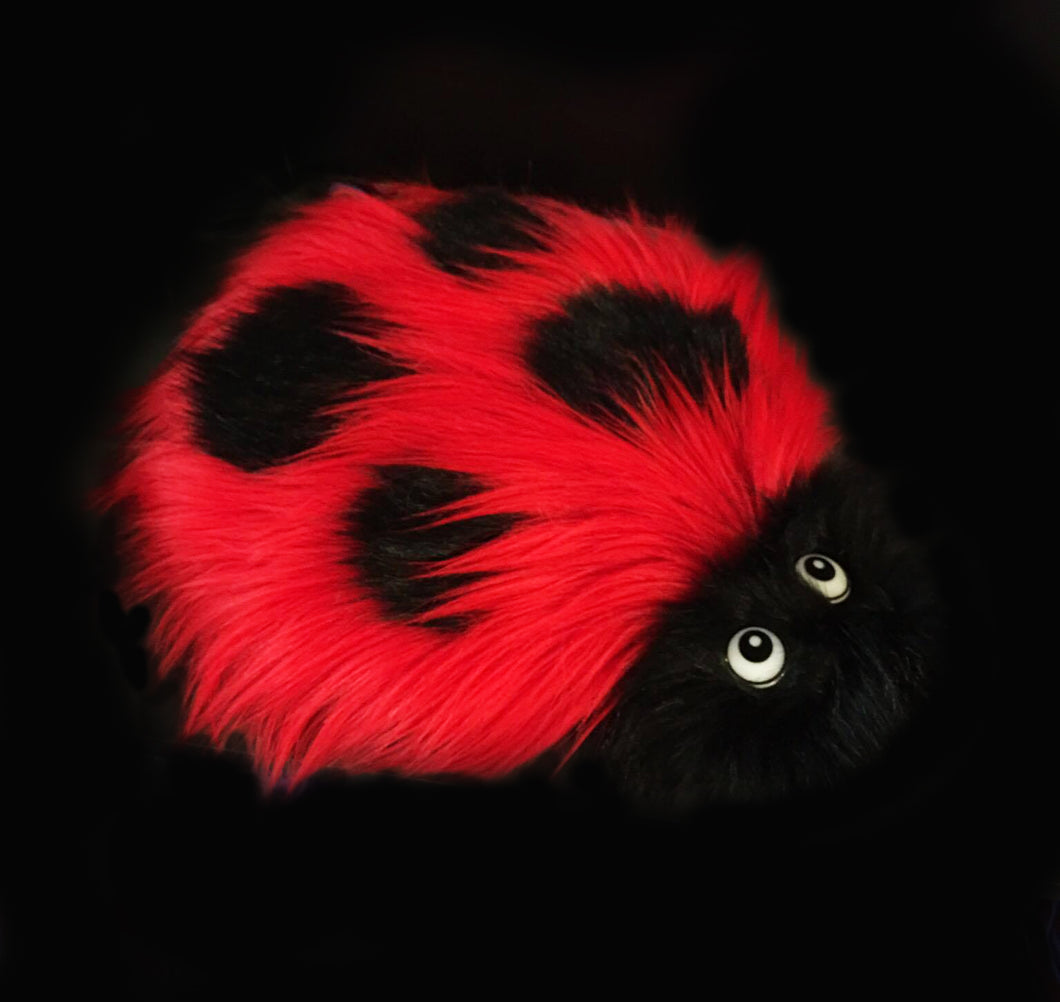'Ladybug' Weighted Lap Toy