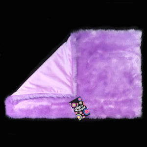 'Lush Lilac' Weighted Lap Blanket