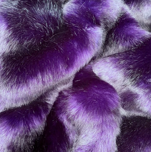 'Midnight Purple Luxe' Weighted Throw Blanket 1.5m x 90cm