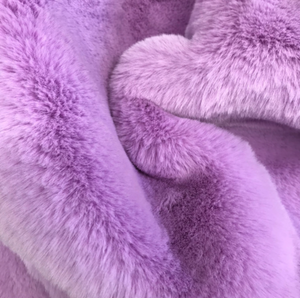 'Lush Lilac' Weighted Single Blanket 1.8m x 1.1m