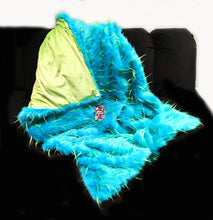 'Soft Monster' Weighted Throw Blanket 1.5m x 90cm