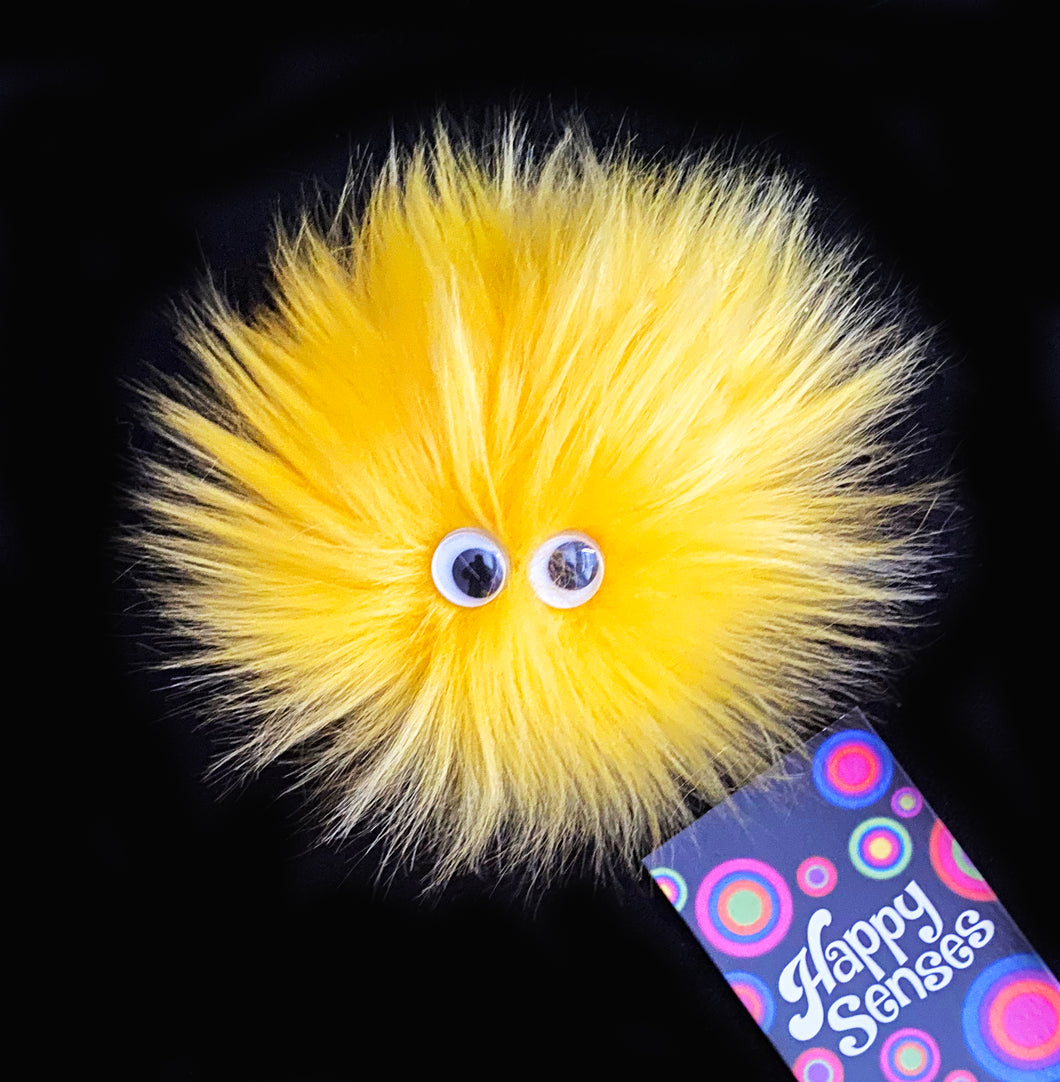 'Sun Yellow' Squeezy Fidget Toy