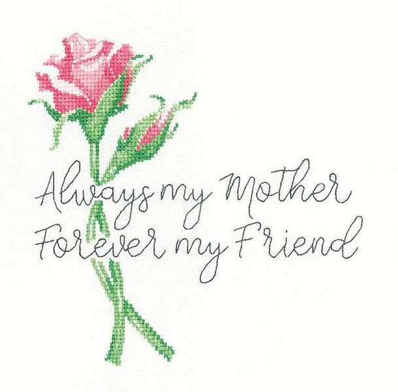 MOTHER'S DAY Cross Stitch Kits, Tapestry Kits and Embroidery Kits