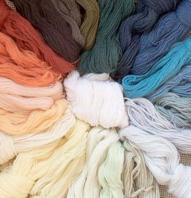 Appletons Crewel Wool, Crewel Wool Bundle, Mixed Colour Pack of 30