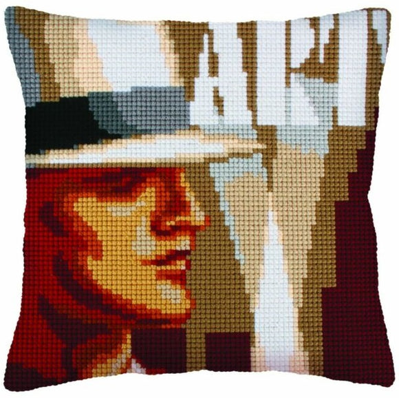 Art Deco 1 CROSS Stitch Tapestry Kit, Collection D'Art CD5235
