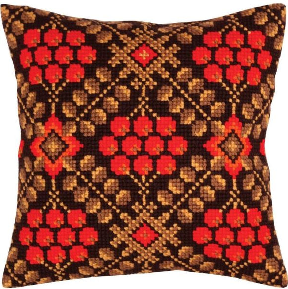 Ashberry CROSS Stitch Tapestry Kit, Collection D'Art CD5378
