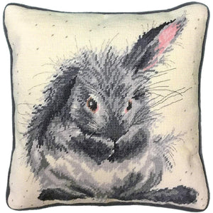 Bath Time Bunny Tapestry Kit Needlepoint Kit, Bothy Threads THD16