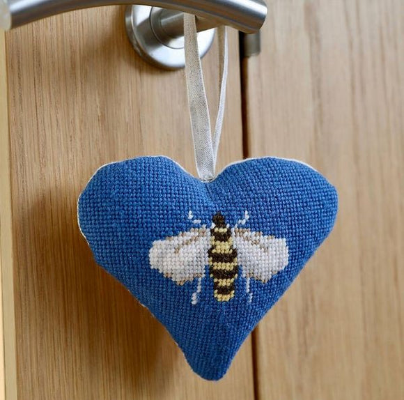 Bee Heart Tapestry Kit, Cleopatra's Needle LH2