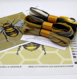 Bee on Honeycomb Tapestry Kit, Cleopatra's Needle