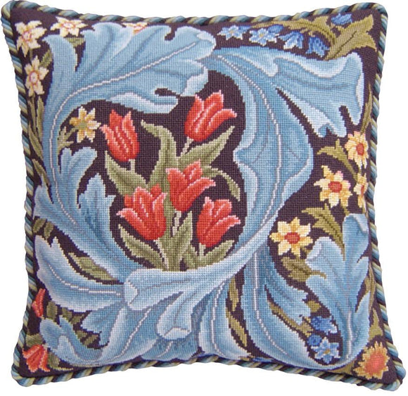 Beth Russell Needlepoint Kit Tapestry Kit, William Morris Panel