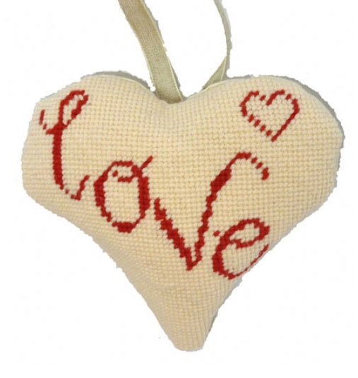 Tapestry Kit LOVE Heart, Cleopatra's Needle