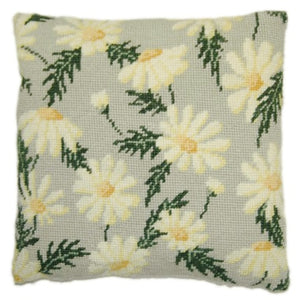 Tapestry Kit Marguerite Cushion / Herb Pillow, Cleopatra's Needle