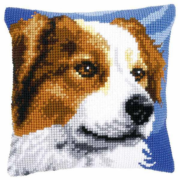 Collie Dog CROSS Stitch Tapestry Kit, Vervaco PN-0149770