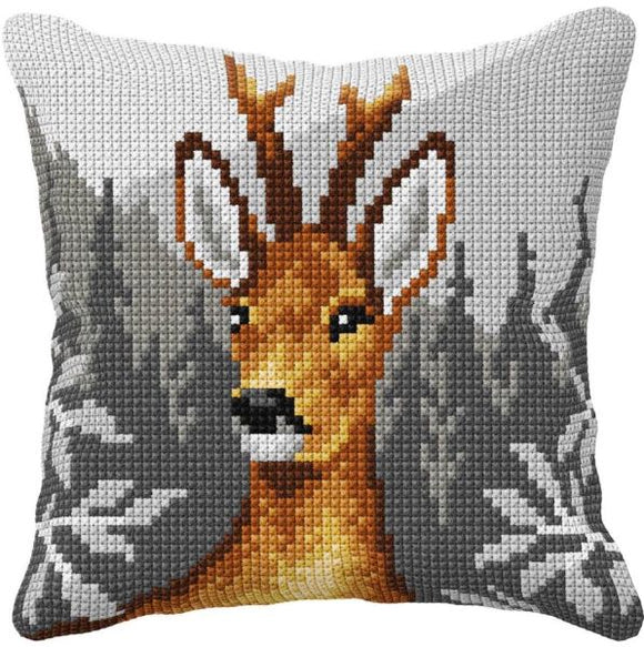 Deer CROSS Stitch Tapestry Kit, Orchidea ORC99016