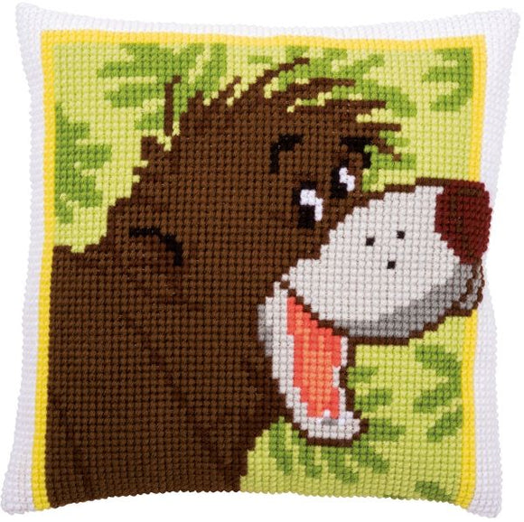 Disney Baloo CROSS Stitch Tapestry Kit, Vervaco PN-0183984