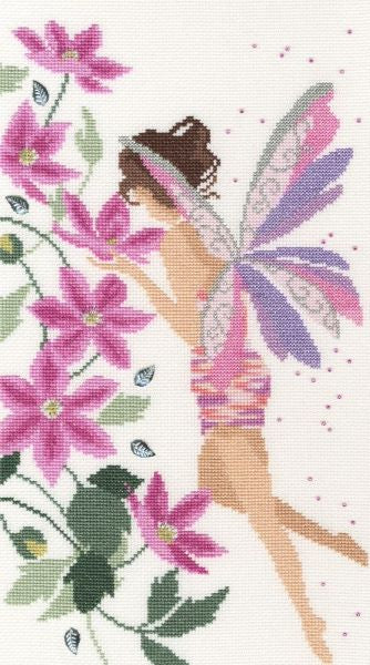 Flora Fairy Cross Stitch Kit, Bothy Threads XF7