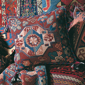 Glorafilia Tapestry Kit, Needlepoint Kit Bukhara Kelim GL849