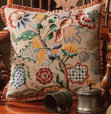 Glorafilia Tapestry Kit Needlepoint Kit Audley End GL5024