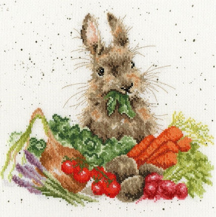 Grow Your Own Cross Stitch Kit, Hannah Dale Wrendale Designs XHD52