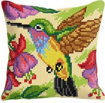 Hummingbird CROSS Stitch Tapestry Kit, Orchidea ORC9013