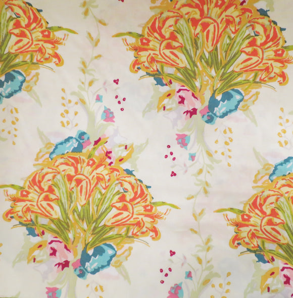 Art Gallery Fabrics, Cotton Fabric Fat Quarter - Lille Belle
