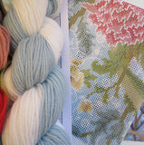 William Morris Tapestry Kit Needlepoint Kit Cray, Bothy Threads TAC7