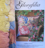 Glorafilia Tapestry Kit Needlepoint Kit Garden Roses GL850