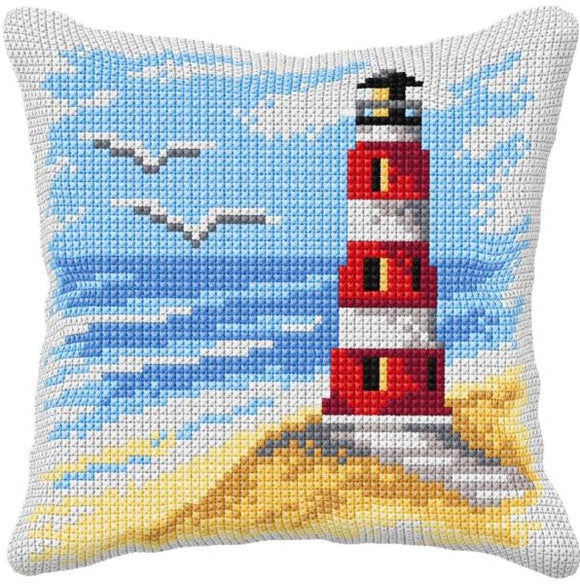 Lighthouse CROSS Stitch Tapestry Kit, Orchidea ORC99026
