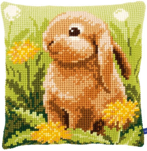 Little Rabbit CROSS Stitch Tapestry Kit, Vervaco pn-0154842