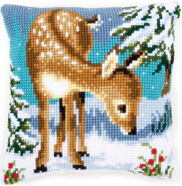 Little Deer CROSS Stitch Tapestry Kit, Vervaco PN-0149147