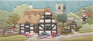 Long Stitch Kit, Church Lane Long Stitch LLSC