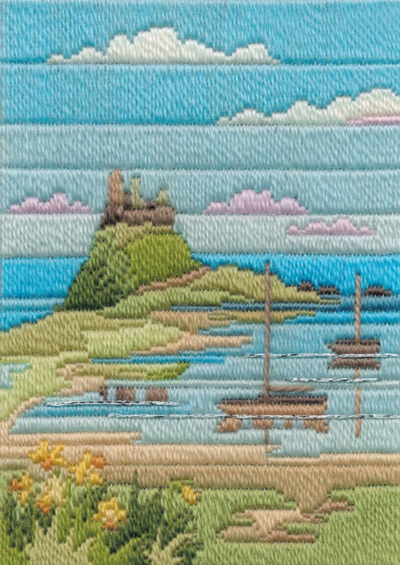 Long Stitch Kit, Coastal Spring Long Stitch MLS5