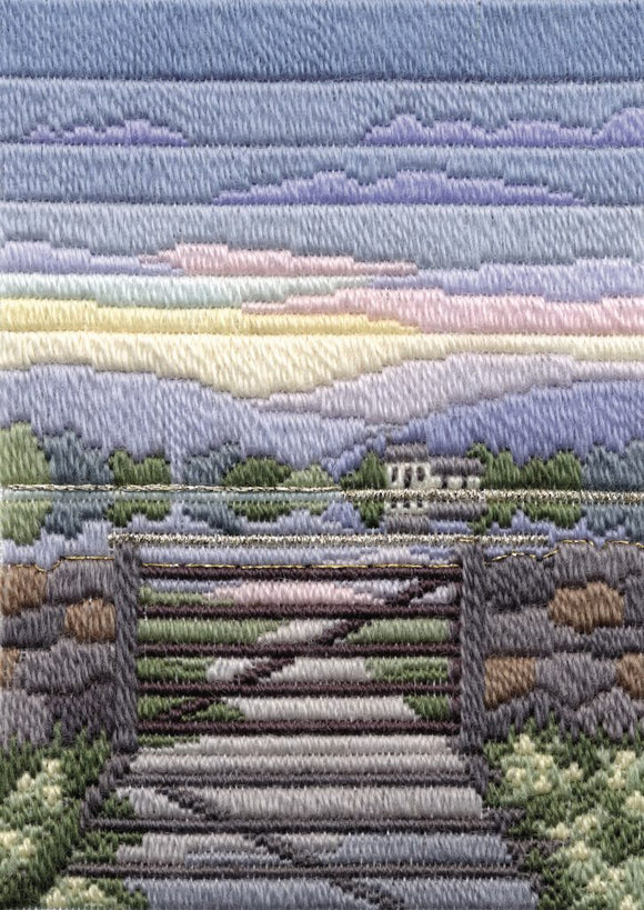 Long Stitch Kit, Spring Evening Long Stitch MLS13