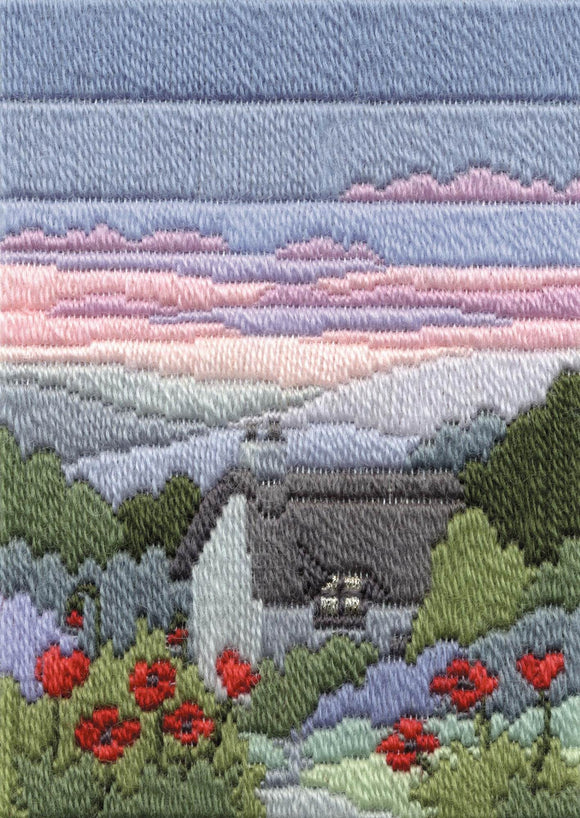 Long Stitch Kit, Summer Evening Long Stitch MLS14