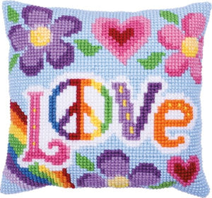 Love Always CROSS Stitch Tapestry Kit, Needleart World LH9-002